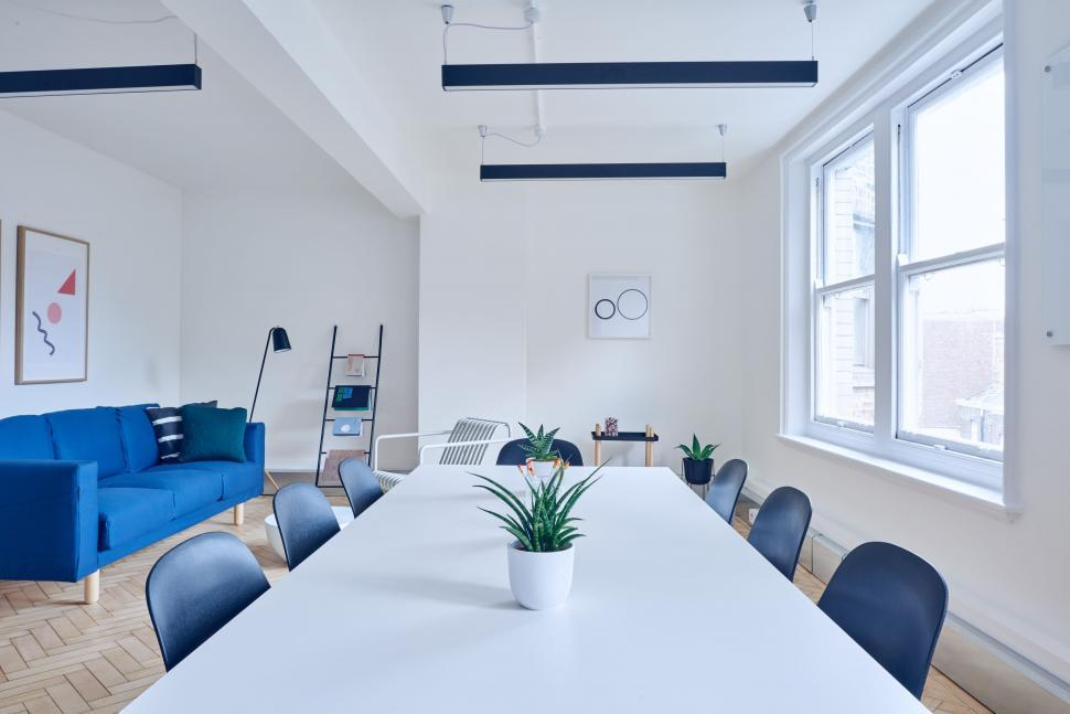 Download Free Stock Photo of Meeting Room with sofa