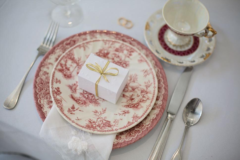 Download Free Stock Photo of Wedding Gift