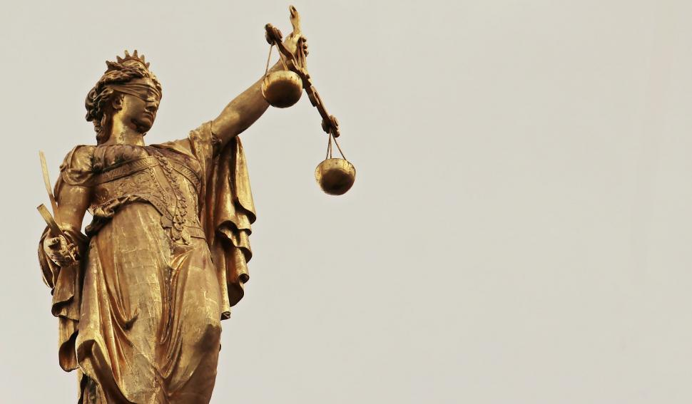Download Free Stock Photo of Lady Justice (Justitia)