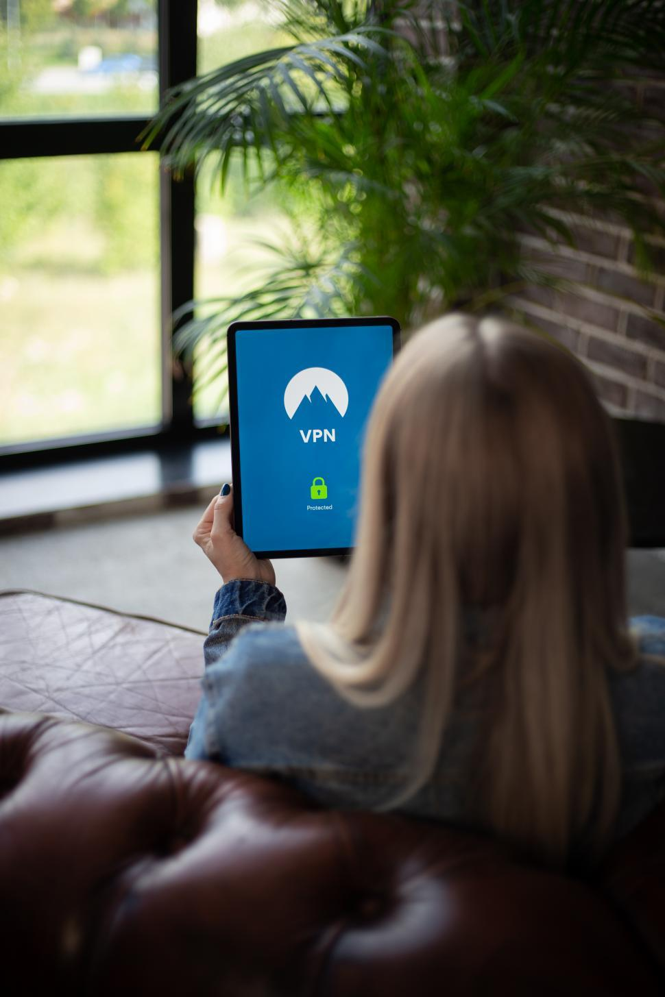 Download Free Stock Photo of Virtual private network VPN for Home