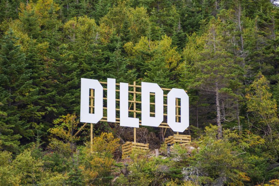 Download Free Stock HD Photo of Dildo sign Online