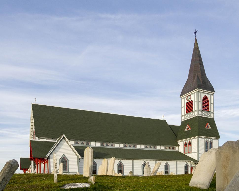 Download Free Stock Photo of Church