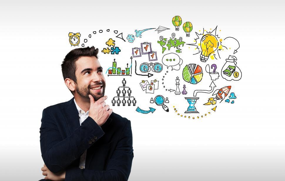 Download Free Stock HD Photo of Entrepreneur - Businessman - Business Plans - Ideas - Strategy  Online