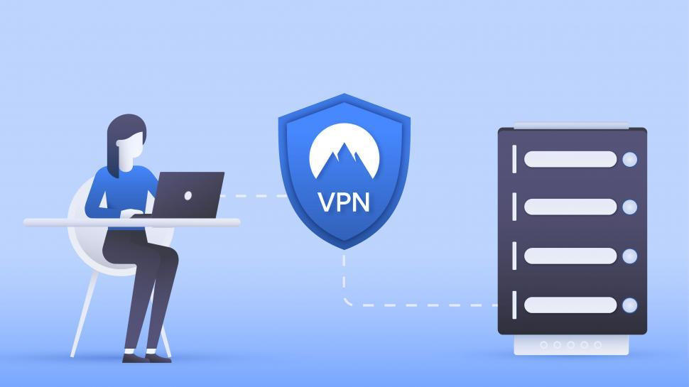 Download Free Stock Photo of Instruction about VPN usage