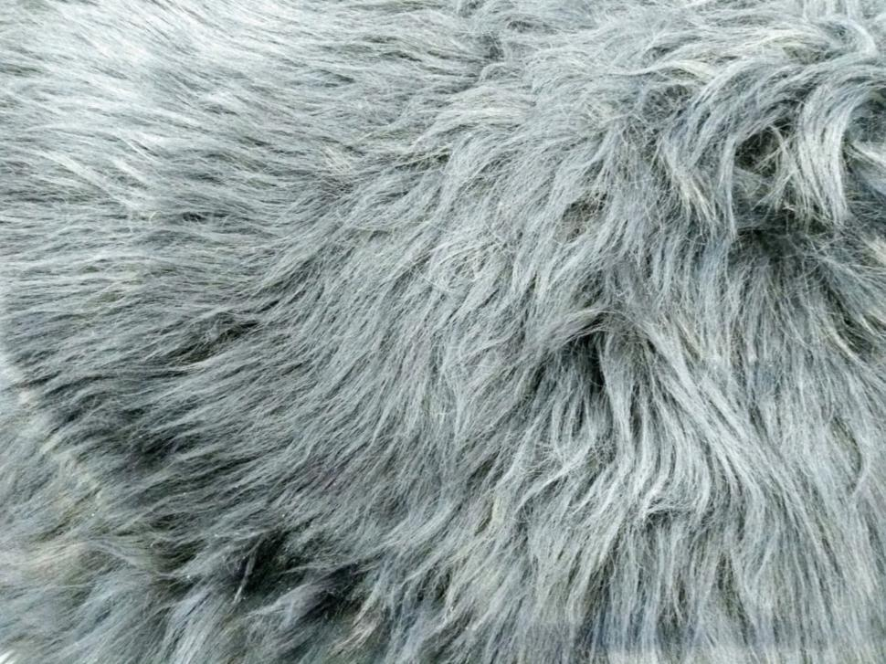 Download Free Stock HD Photo of Sheepskin rug texture  Online