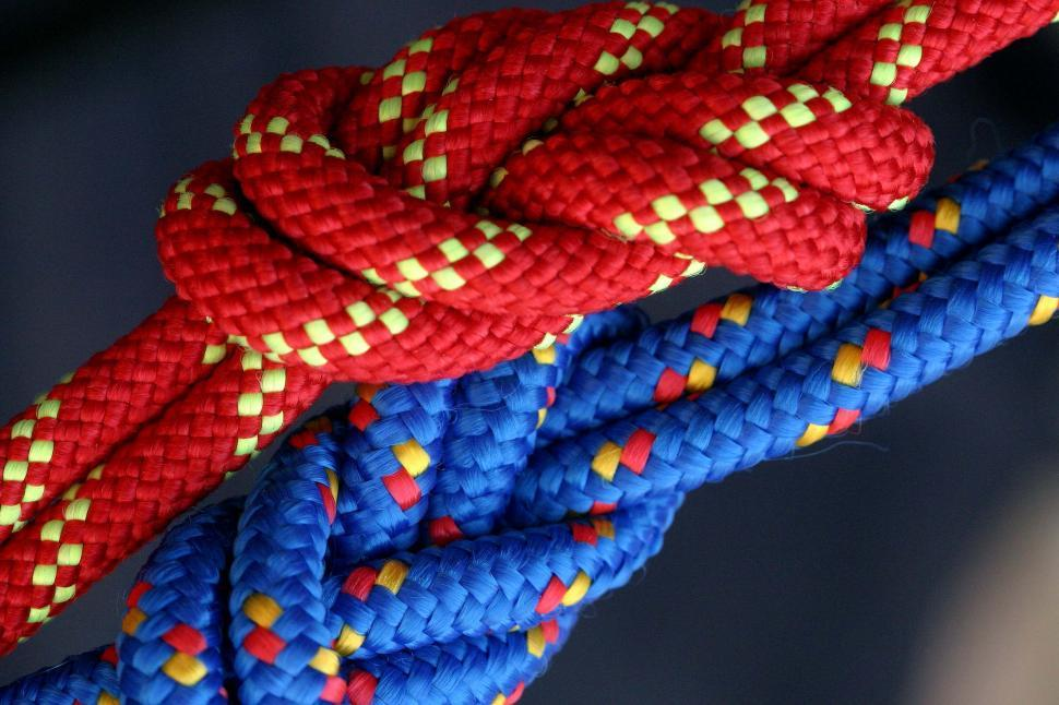 Download Free Stock Photo of Pair of knots