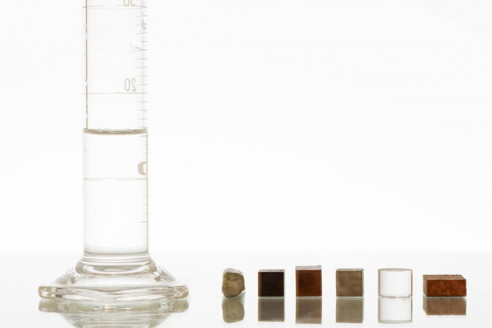 Download Free Stock HD Photo of Density determination Online