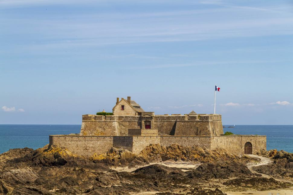 Download Free Stock HD Photo of Fort National Online