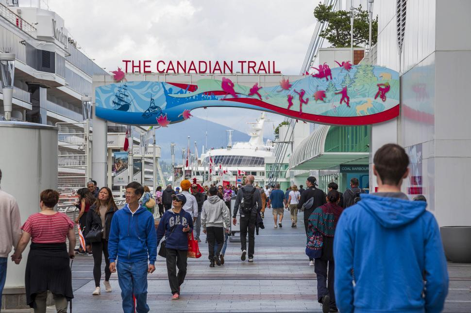 Download Free Stock HD Photo of Canada Place Online