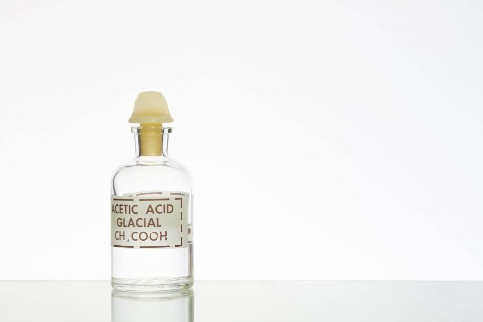 Download Free Stock Photo of Acetic acid