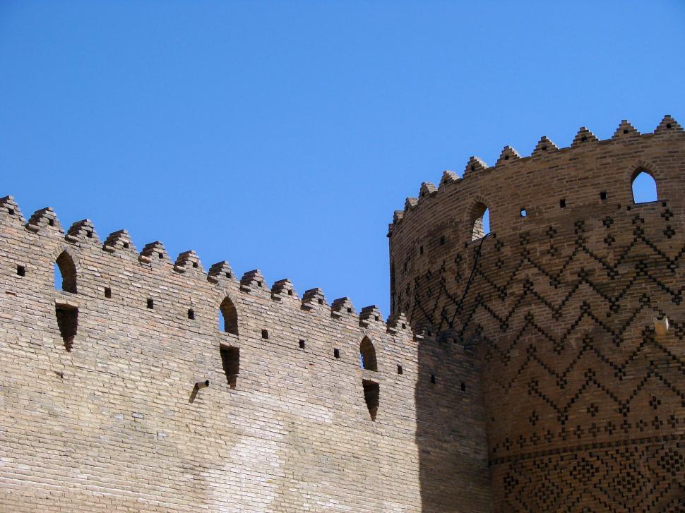 Download Free Stock Photo of Shiraz City