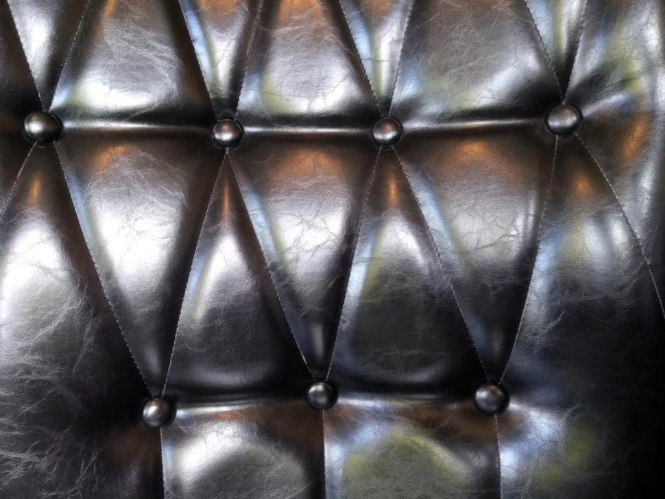 Download Free Stock HD Photo of Brown leather sofa texture  Online