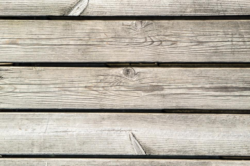 Download Free Stock HD Photo of Close up of wood planks texture Online