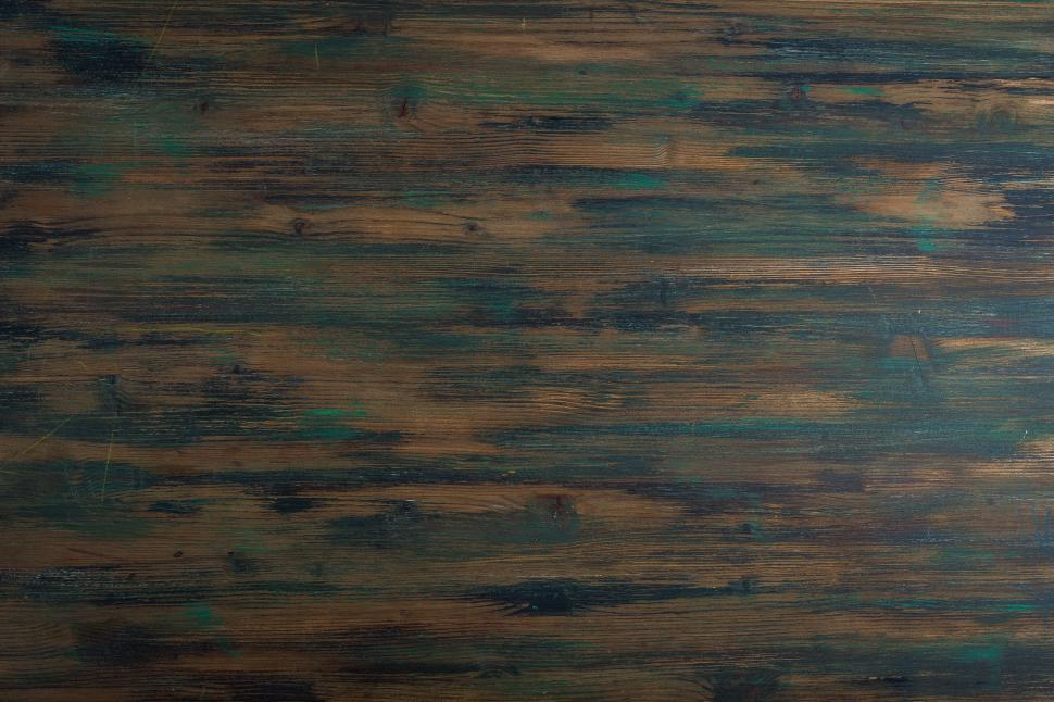 Download Free Stock HD Photo of Close up of dark plank wood board texture Online