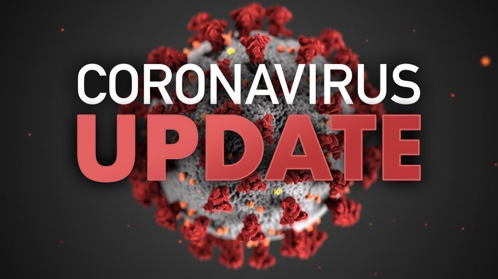 Download Free Stock Photo of Coronavirus Update Alert Illustration