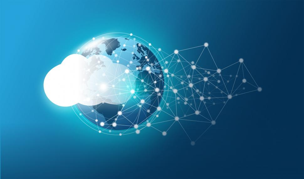 Download Free Stock HD Photo of Cloud Infrastructure - Infrastructure as a Service - IaaS Online