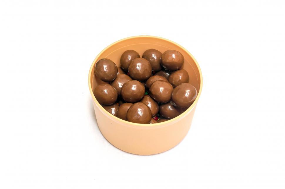 Download Free Stock HD Photo of Best american chocolate Milk choco chocolate sweets chocolate candy in a bowl  Online