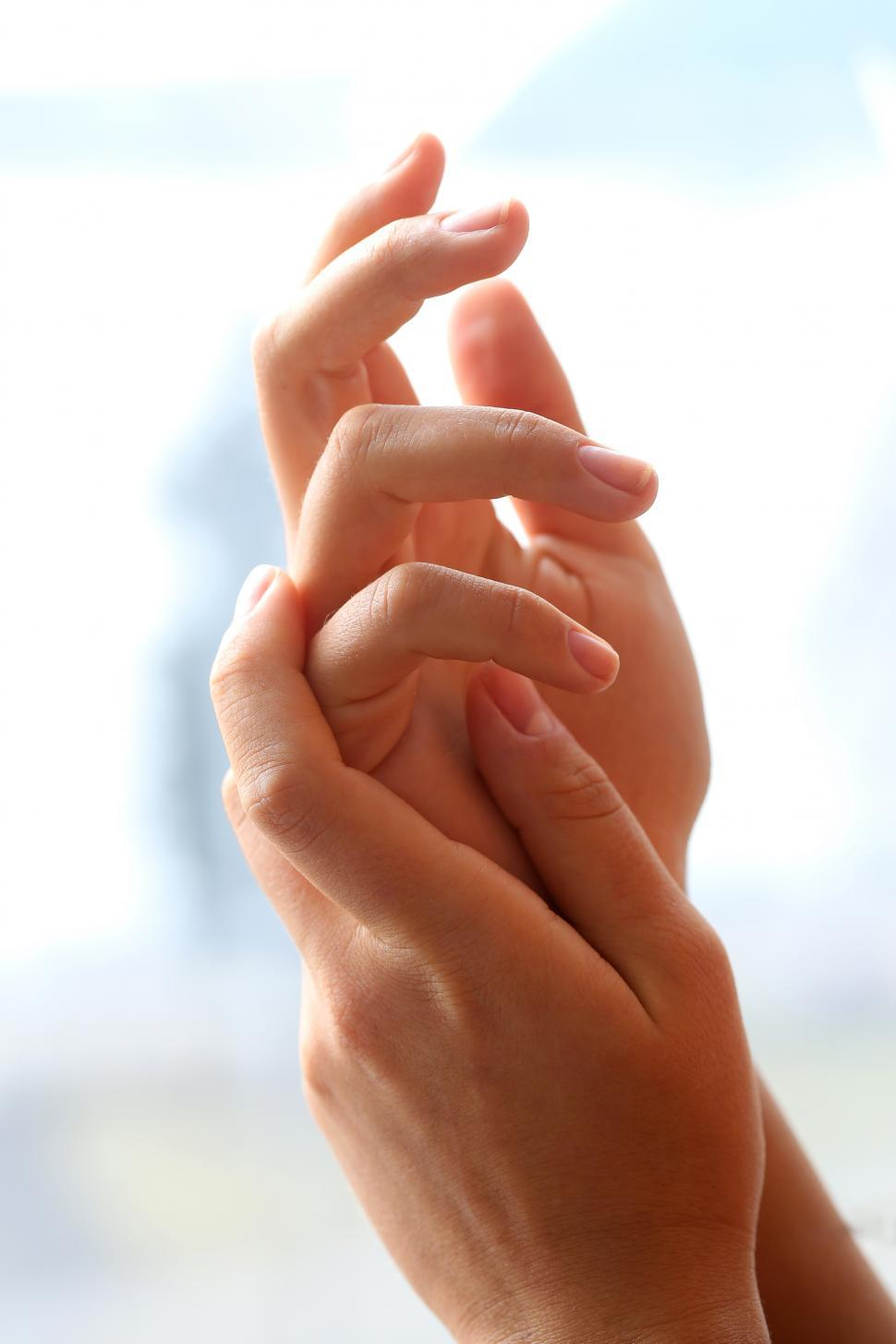 Download Free Stock Photo of Beautiful hands
