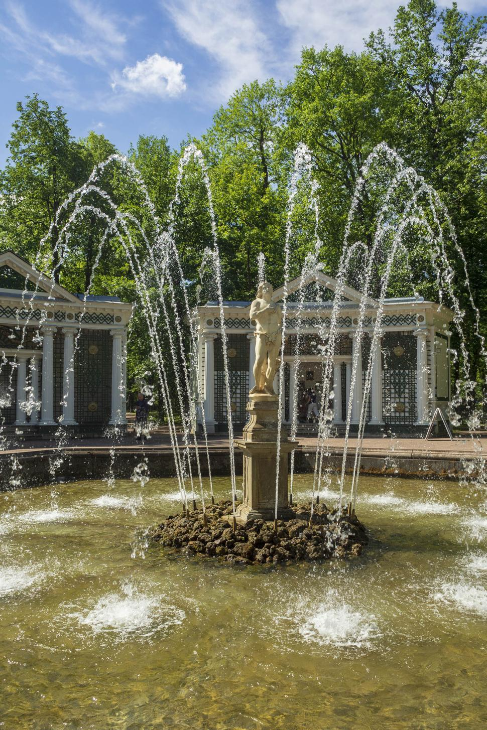 Download Free Stock Photo of Fountain