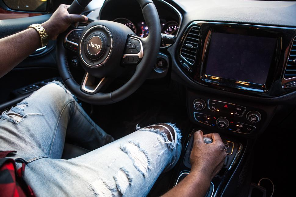 Download Free Stock Photo of In the drivers seat