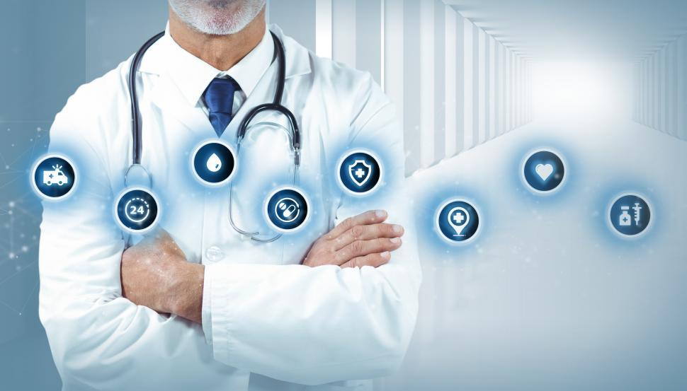 Download Free Stock Photo of Physician - Doctor - Medicine - Healthcare