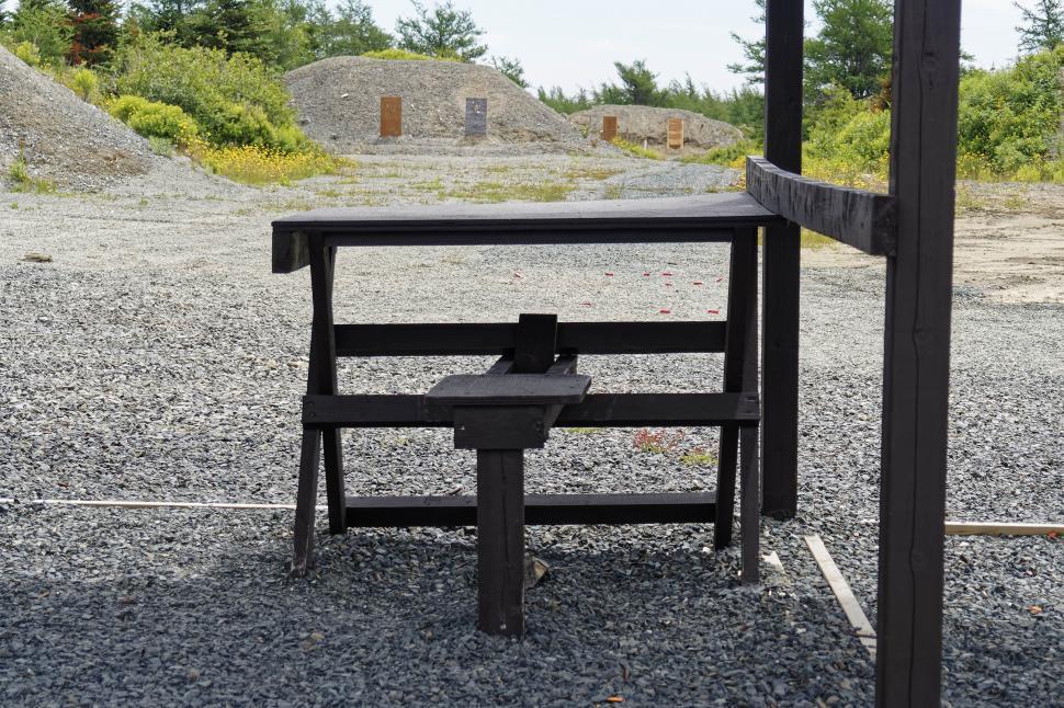 Download Free Stock Photo of Shooting range