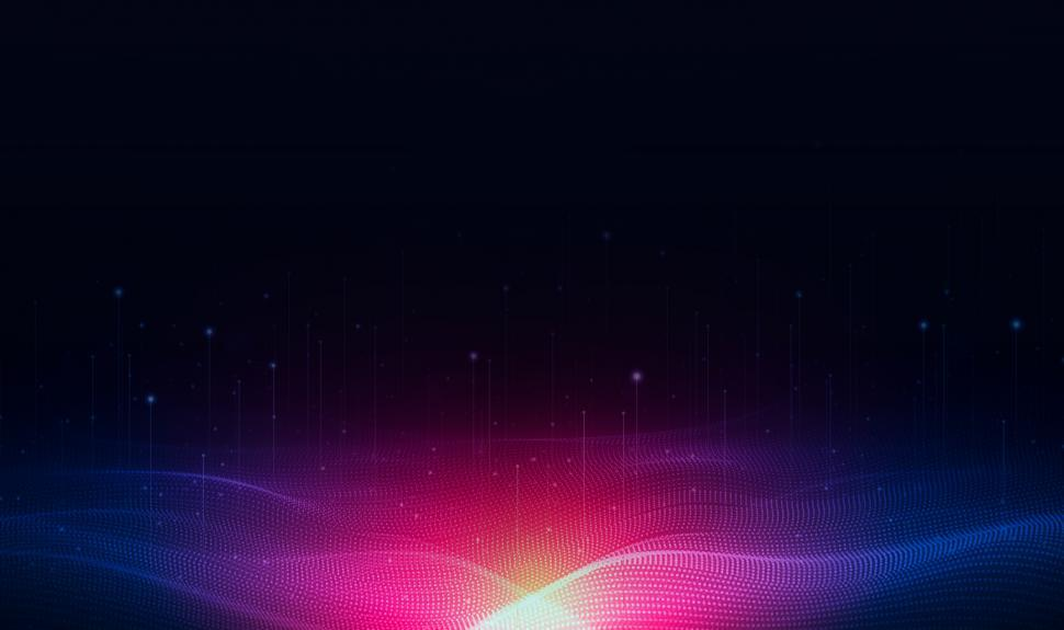 Download Free Stock Photo of Abstract Technology Background - Big Data Concept