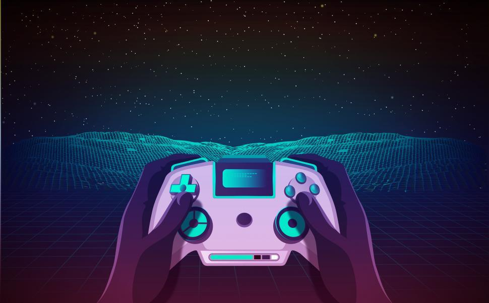 Download Free Stock Photo of Gamer Concept - Gaming - eSports