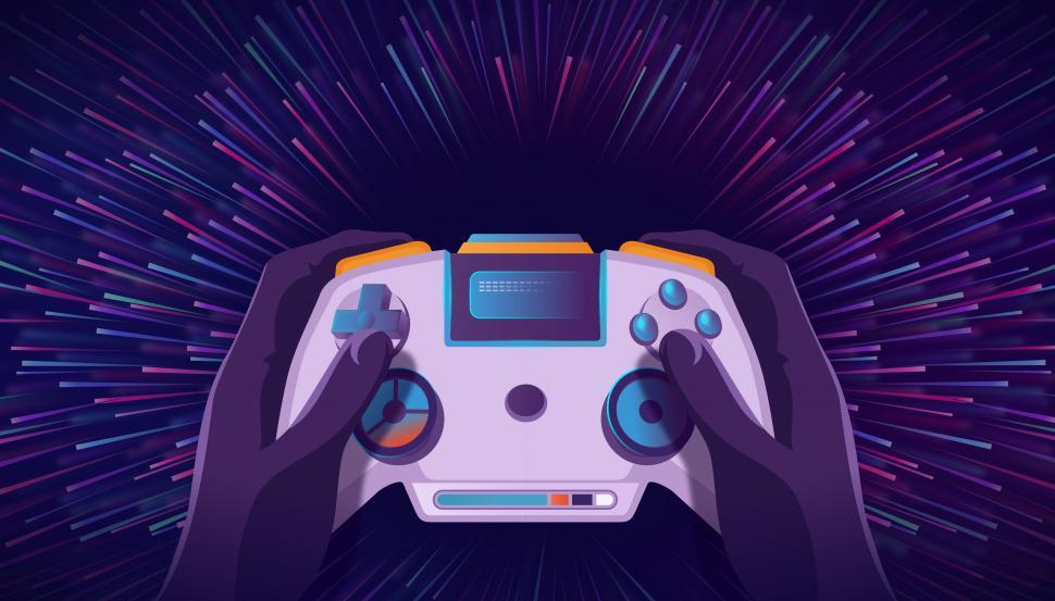 Download Free Stock Photo of Gaming Concept - eSports - Gamer - Videogame