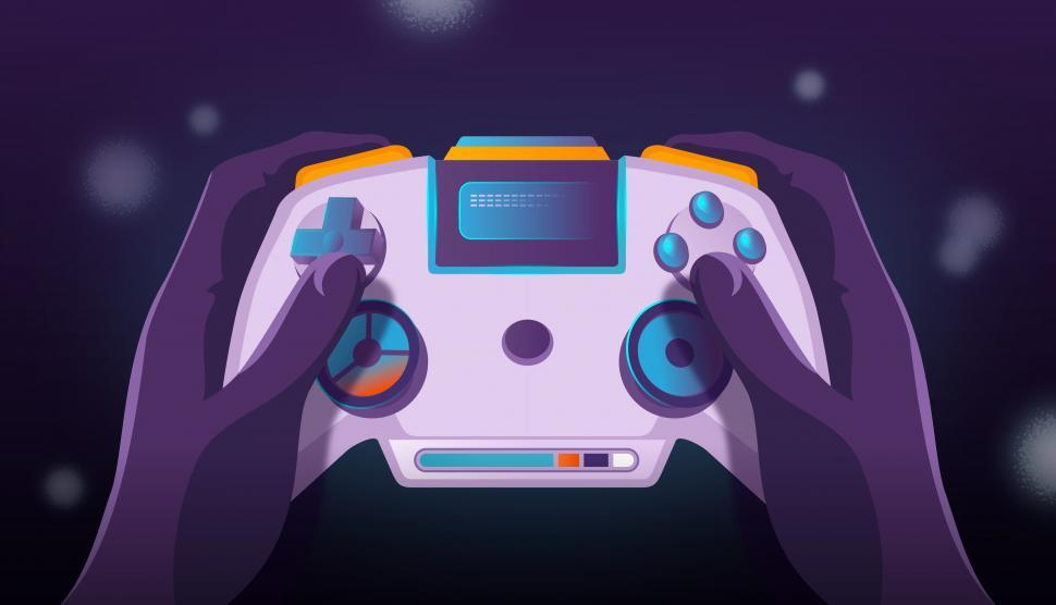 Download Free Stock Photo of Gaming Concept - eSports Concept - Gamer - Videogame