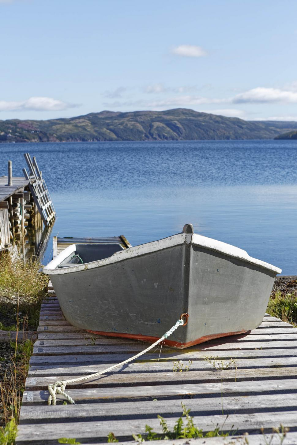 Download Free Stock Photo of Fishing boat