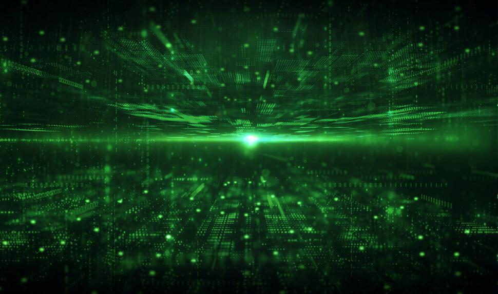 Download Free Stock Photo of Deep Web - Abstract Background - Technology Background