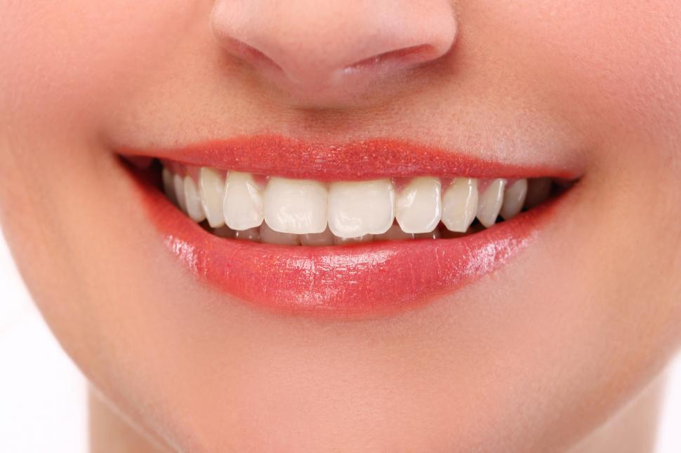Download Free Stock Photo of Close up of a smile