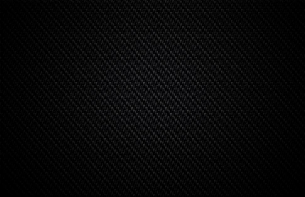 Download Free Stock Photo of Black Carbon Fibre Texture - Dark Tech Background