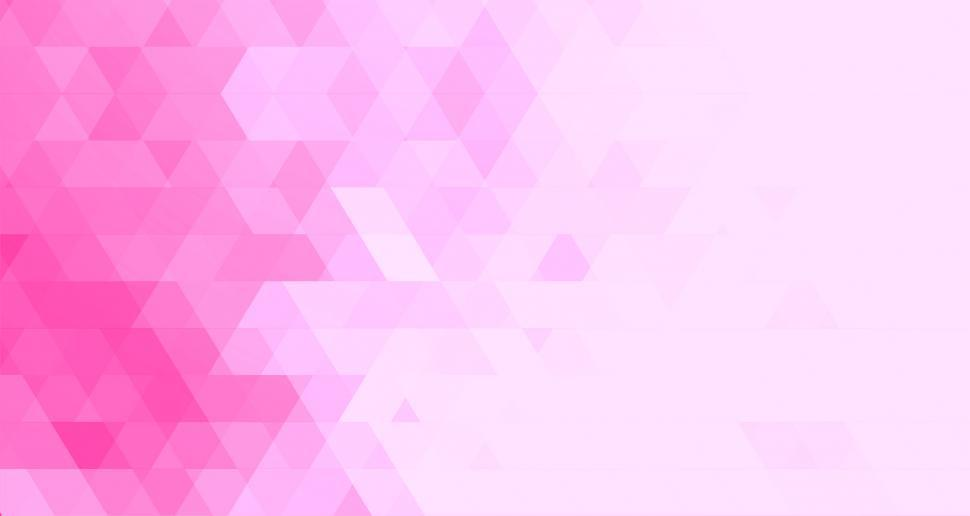 Download Free Stock Photo of Abstract Pink Geometric Background - Abstract Background