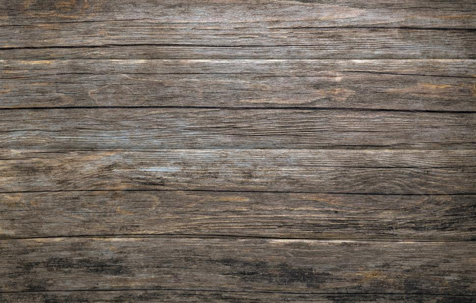 Download Free Stock Photo of Wooden Background - Dark Brown Wood Background