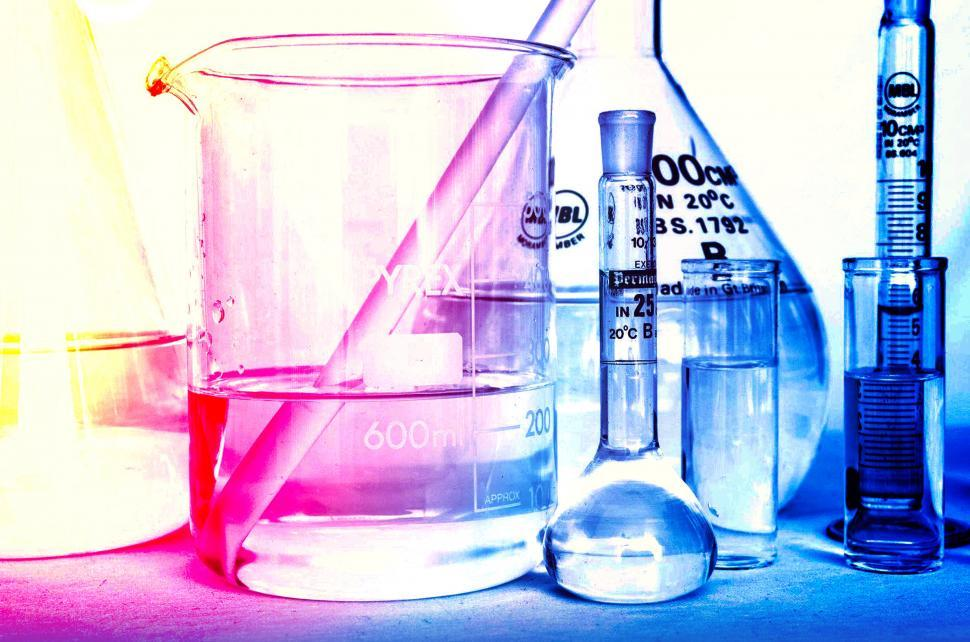 Download Free Stock Photo of Lab Equipment - Laboratory Instruments