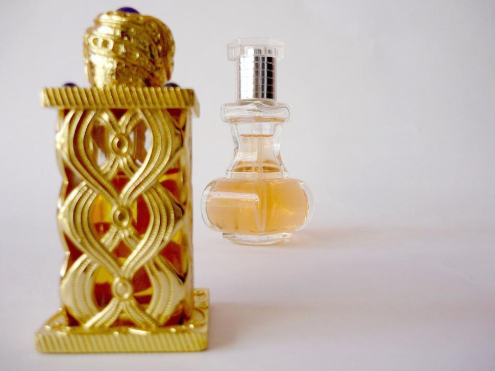 Download Free Stock Photo of Arabic Perfumes