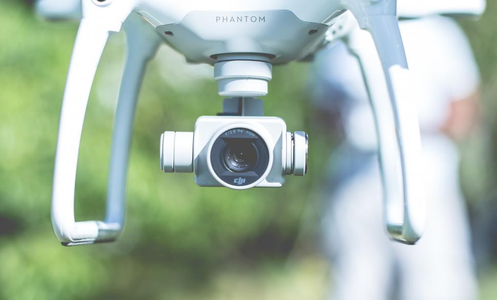 Download Free Stock Photo of Drone Camera