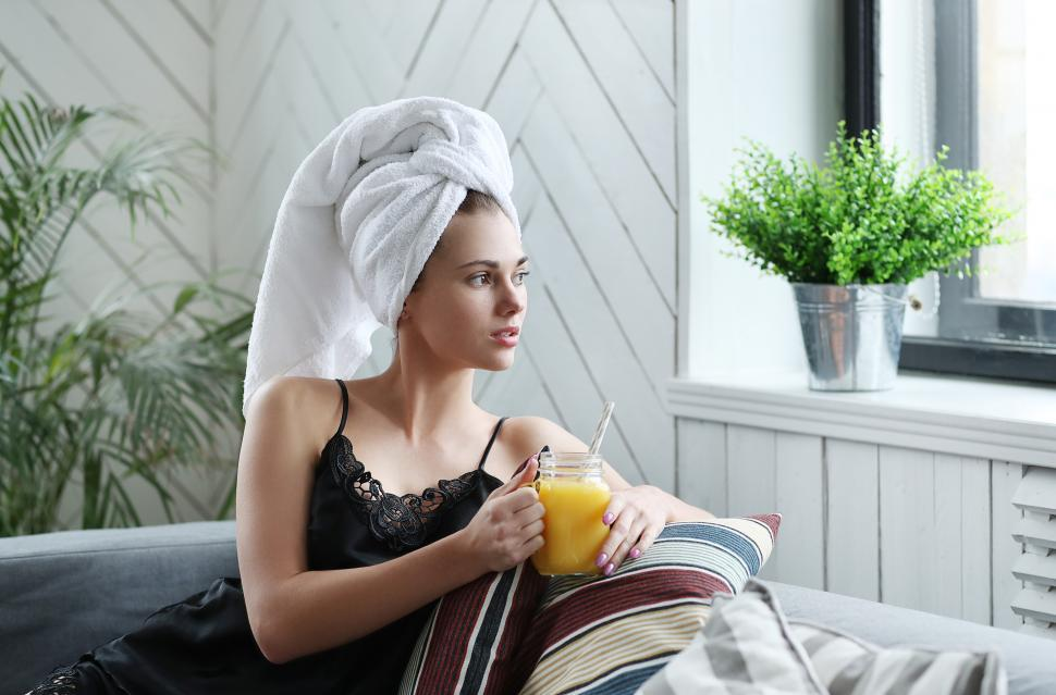 Download Free Stock Photo of Spa day
