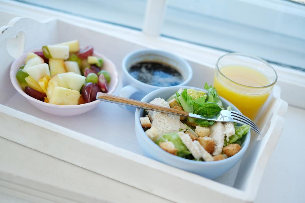 Download Free Stock Photo of Healthy Breakfast