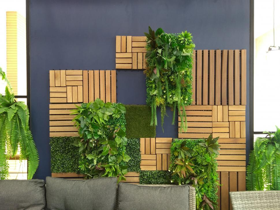 Download Free Stock Photo of Home decor wall design