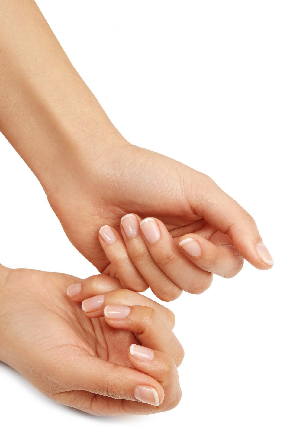 Download Free Stock Photo of Manicure