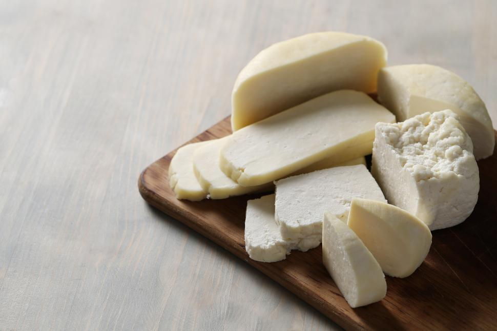 Download Free Stock Photo of Cheese Board