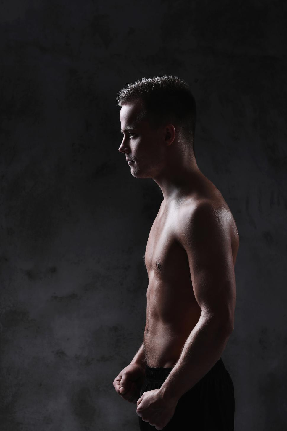 Download Free Stock Photo of Fit man