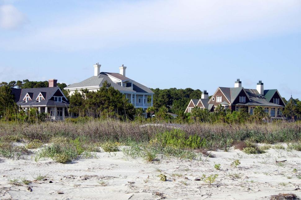 Download Free Stock HD Photo of Beach house Online