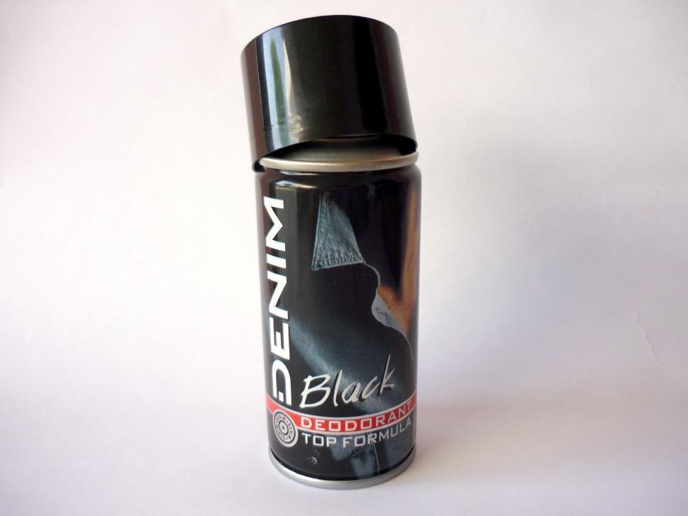 Download Free Stock Photo of Denim Black