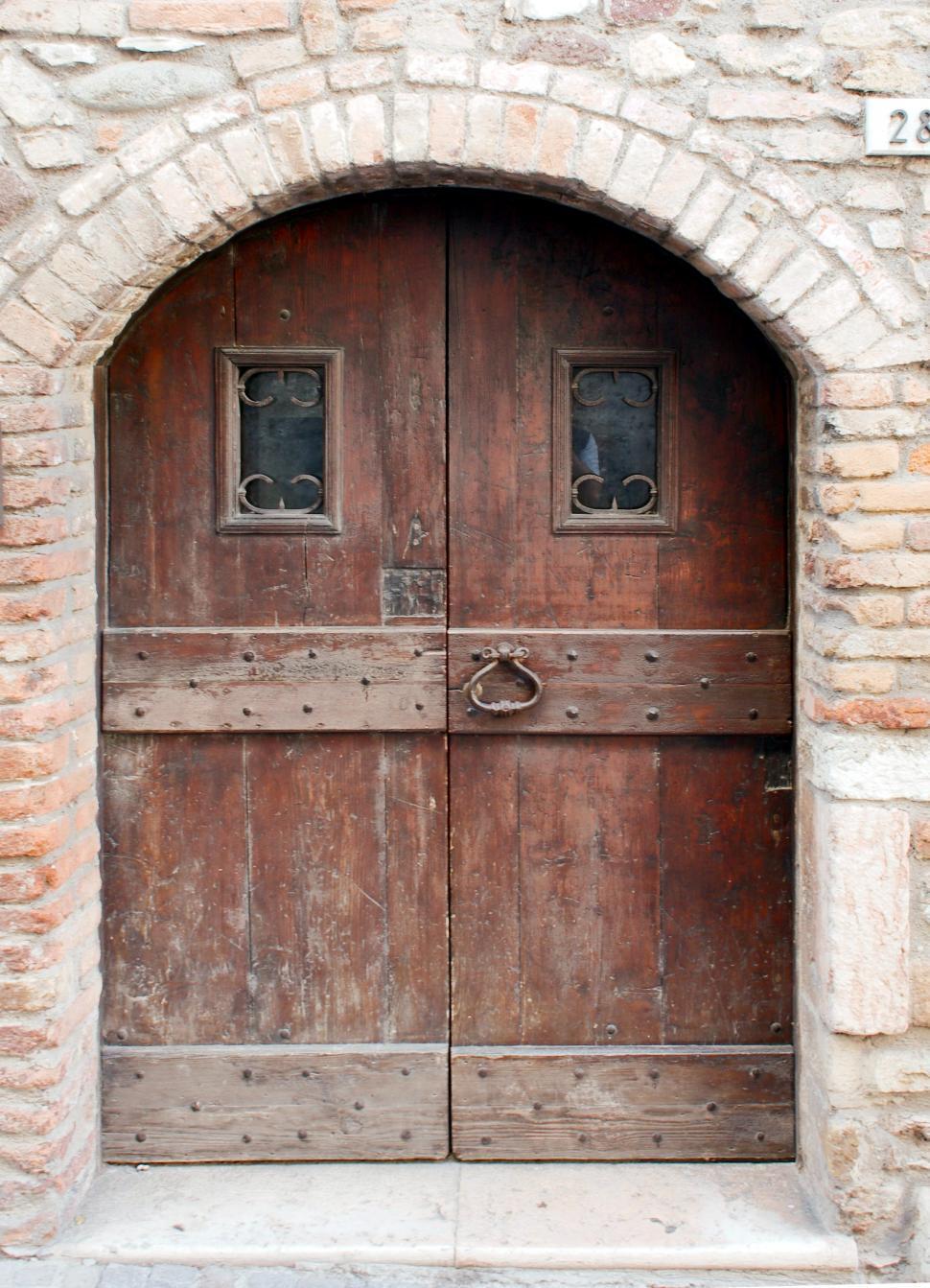Download Free Stock HD Photo of Old door Online