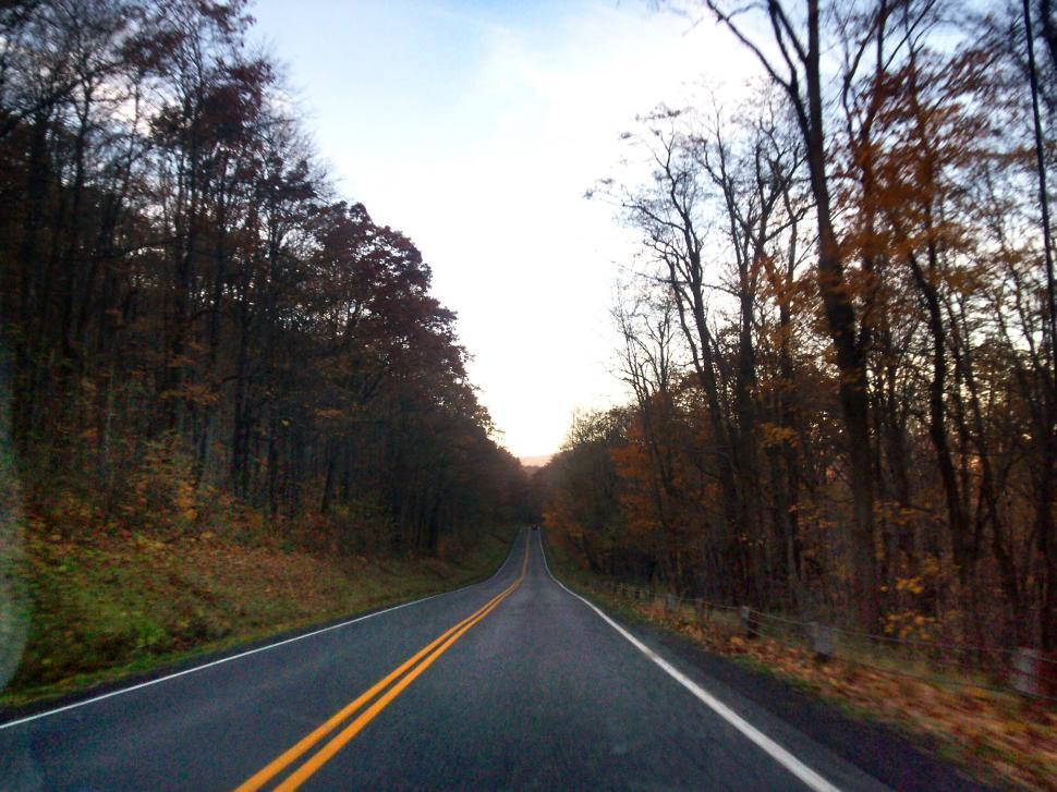 Download Free Stock Photo of Country Road