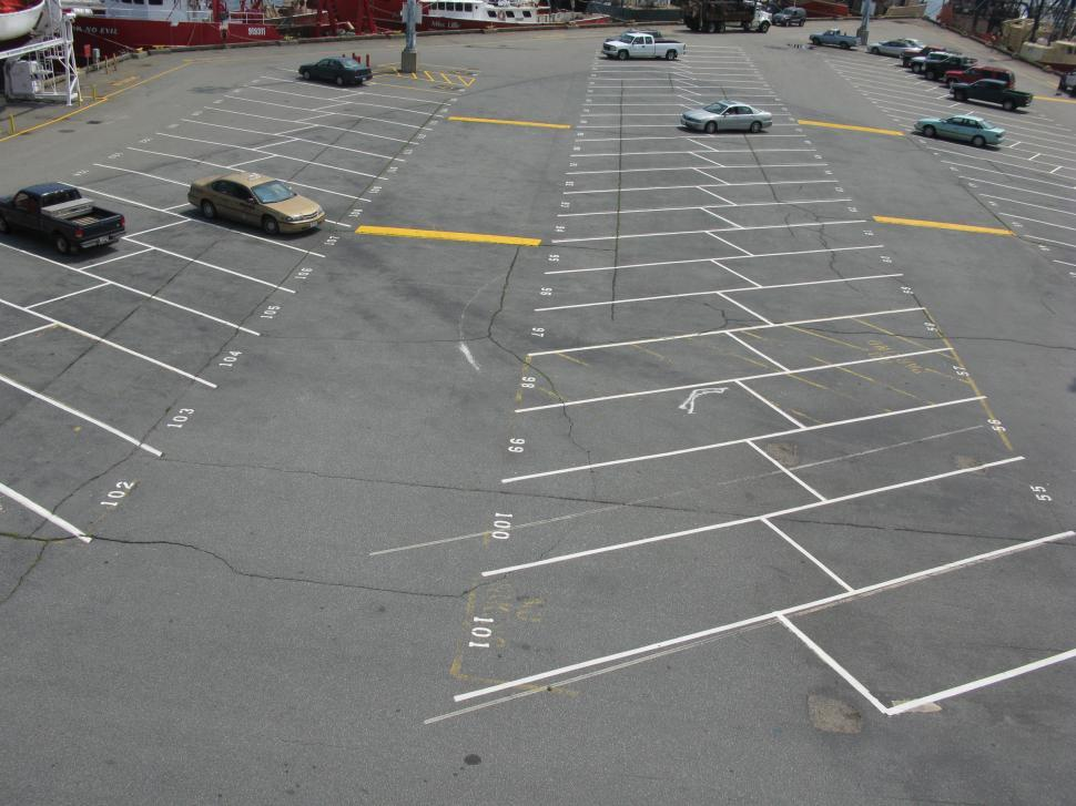 Download Free Stock HD Photo of Empty Parking Lot Online